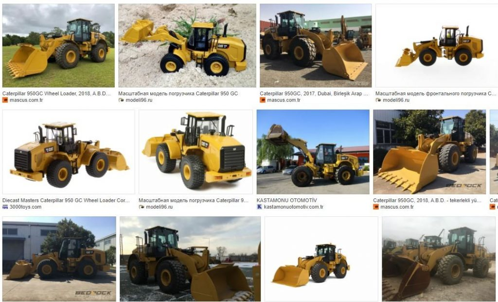 Caterpi̇llar 950 GC Loader For Sale at Just 126.000 € Price *2020